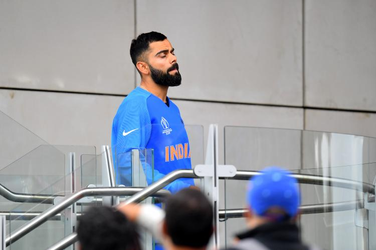 Virat Kohli says 45 minutes of bad cricket cost India World Cup final berth