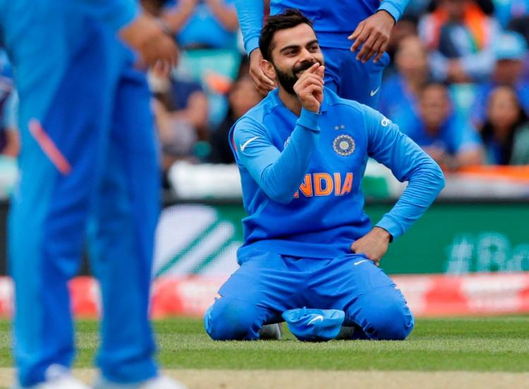 ICC World Cup 2019: Indian skipper Virat Kohli says, 'Too early to talk about semifinals'