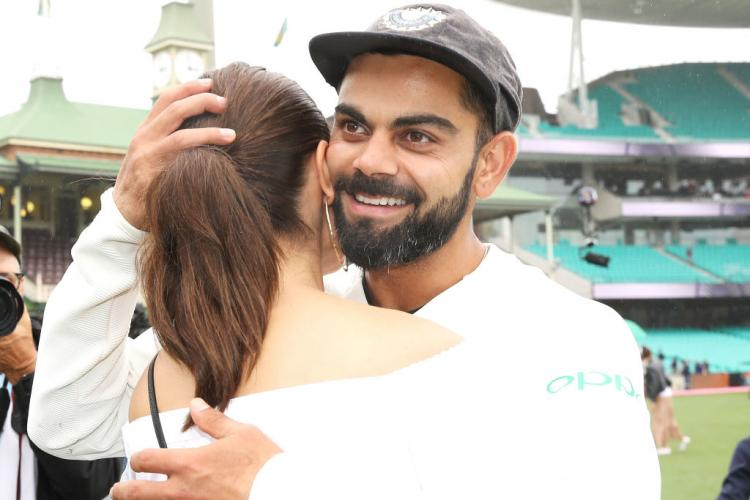 Virat Kohli and Anushka Sharma's latest Instagram pictures are worth a million dollars