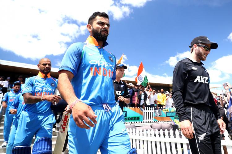 ICC World Cup 2019: Virat Kohli says that he'll remind Kane Williamson of the Under 19 semi finals tomorrow