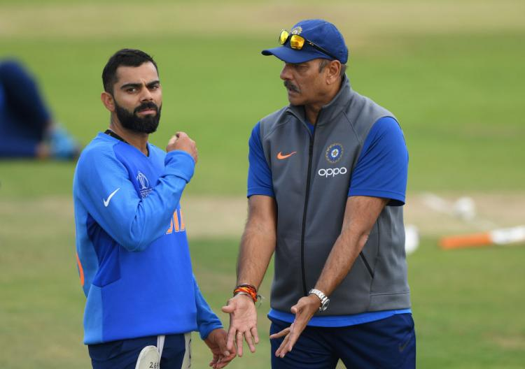 COA to have a review meeting with Skipper, Virat Kohli & Coach, Ravi Shastri post World Cup 2019 loss in semis