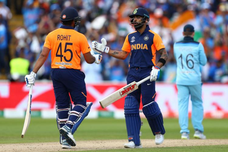 ICC World Cup 2019: Sanjay Bangar not worried of India's over dependency on Rohit Sharma and Virat Kohli