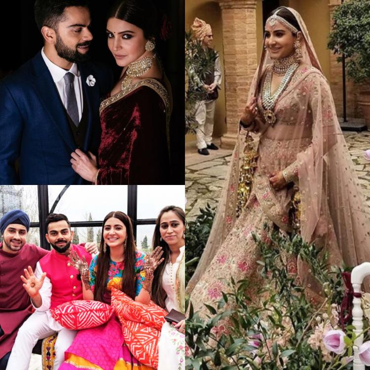 2 years of Virushka: Anushka Sharma's wedding outfits leave us lovestruck even now