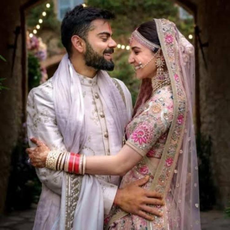 Anushka Sharma reveals THIS detail about her lehenga from her wedding to Virat Kohli; Find out
