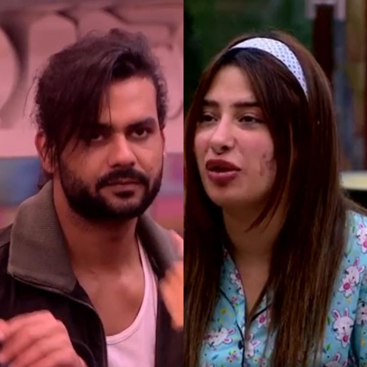 Bigg Boss 13: Vishal Aditya Singh warns Mahira Sharma that he will 'throw' her out of the house as they fight