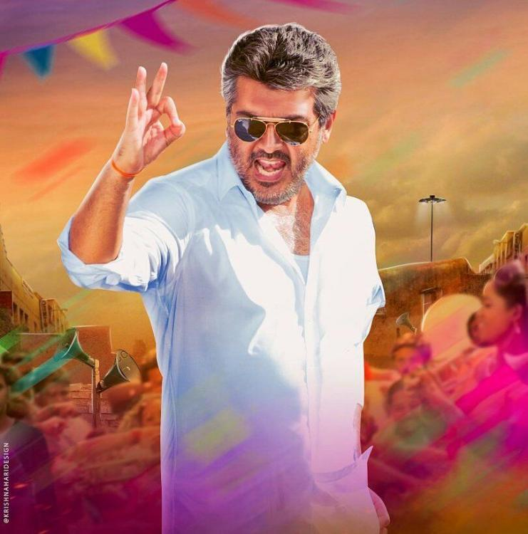 Ajith's Viswasam sets a new record, becomes No 1 Twitter trend in the first half of 2019
