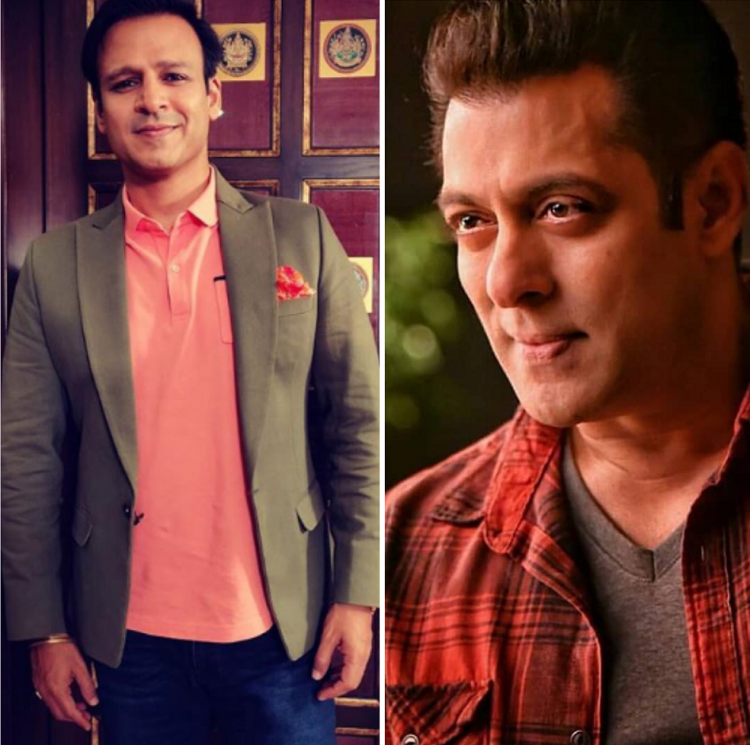Salman Khan and Vivek Oberoi's infamous fight clocks 16 years; Oberoi wonders if Khan believes in forgiveness?