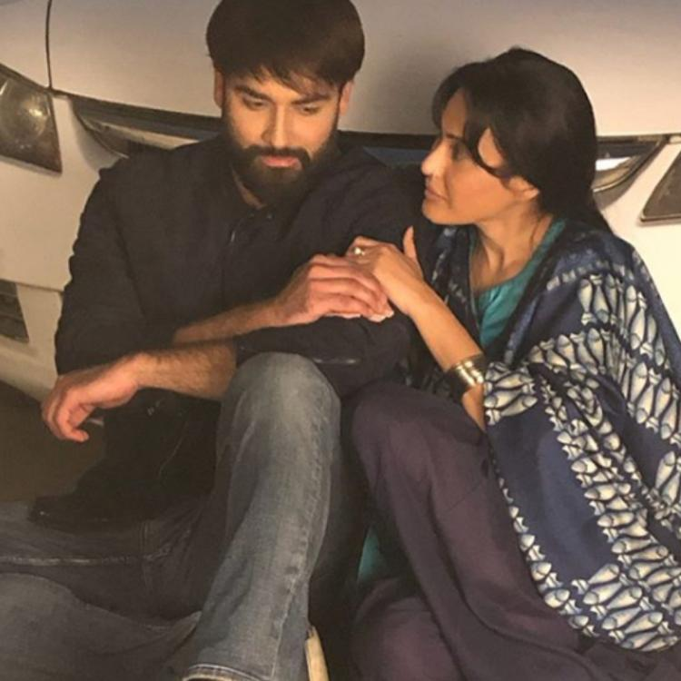 Vivian Dsena gets a heartfelt goodbye from Kamya as he shoots his last for Shaktii Astitva Ke Ehsaas Kii