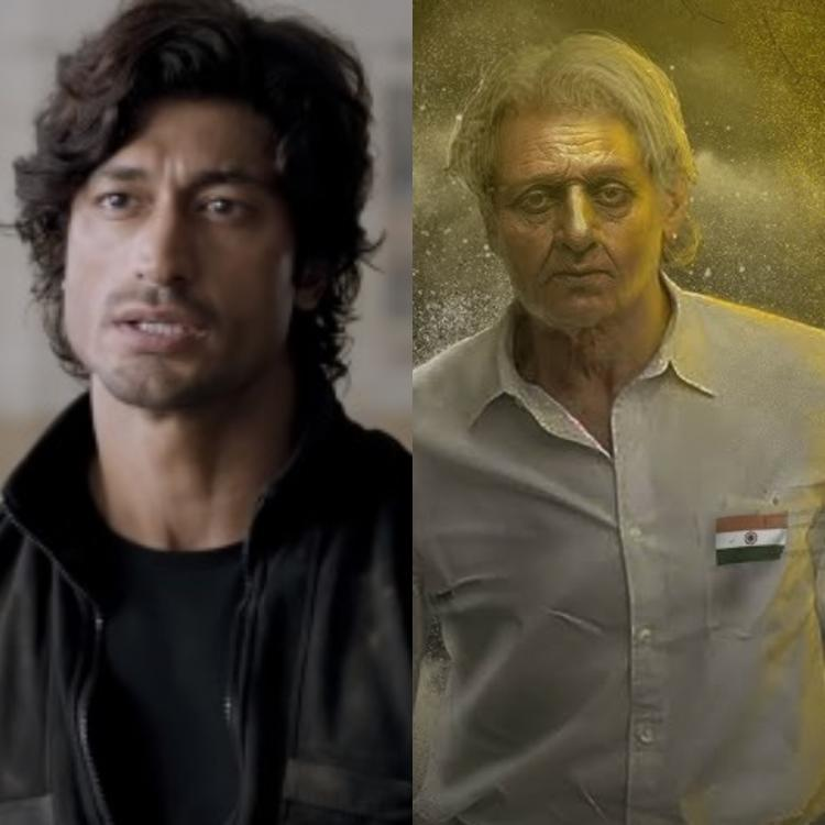 Kamal Haasan,Vidyut Jammwal,Indian 2,South