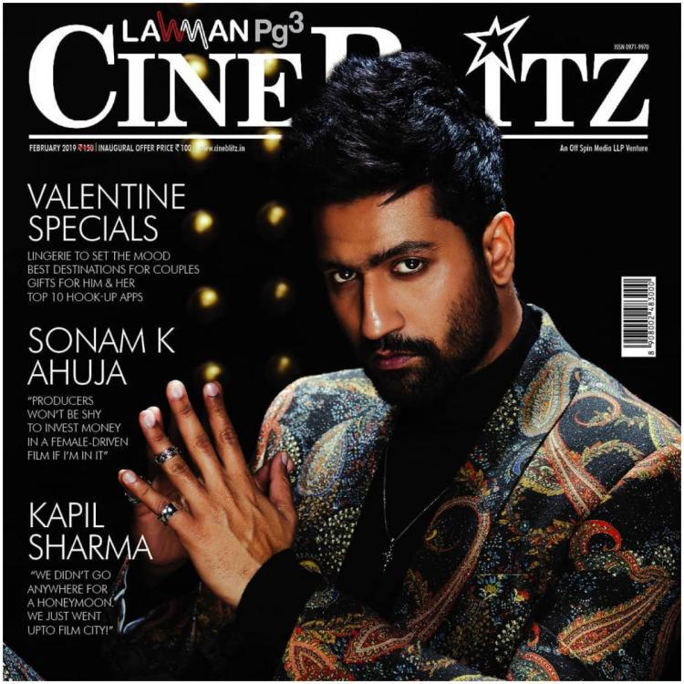 News,CineBlitz,Vicky Kaushal,vicky kaushal films,cineblitz february 2019