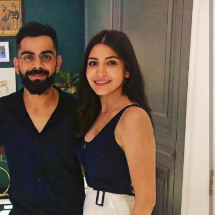 Anushka Sharma and Virat Kohli host dinner for MS Dhoni, team RCB and others; view PICS