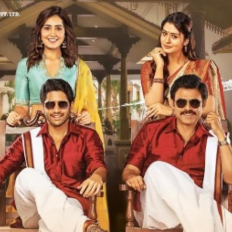 Venky Mama: Venkatesh Daggubati and Naga Chaitanya starrer to hit the big screen on THIS date