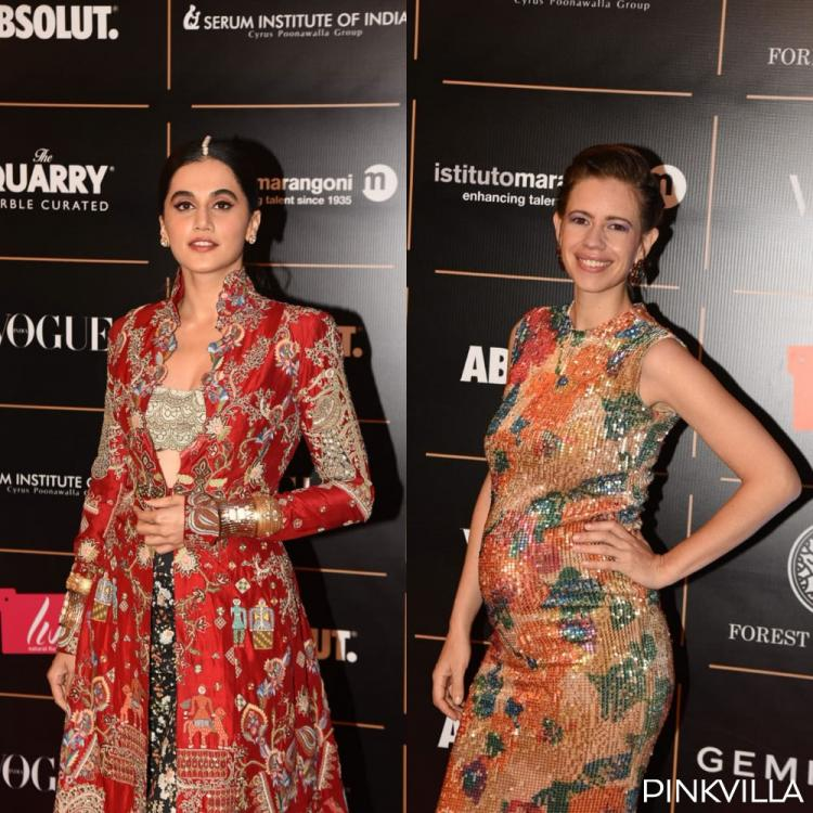 Vogue Women of the Year: Kalki Koechlin, Taapsee Pannu, Radhika Apte and others slay at the red carpet