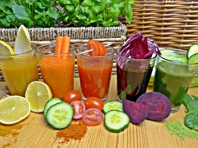 Want to lose weight THESE homemade juices are the best way to do it