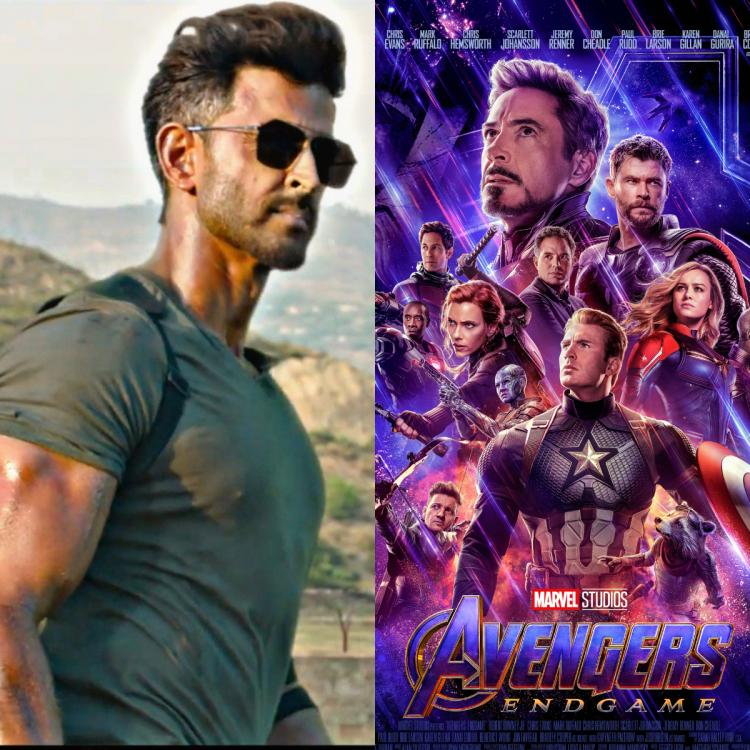 War Box Office Collection: Hrithik Roshan, Tiger Shroff starrer BEATS Avengers: Endgame with a stunning margin