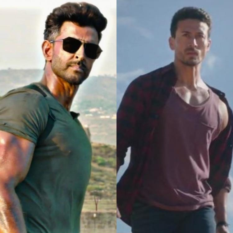 War Teaser: Hrithik Roshan & Tiger Shroff's face off leaves Disha Patani, Ananya Panday & others excited