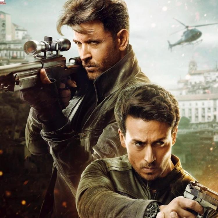 War New Poster: Hrithik Roshan, Tiger Shroff set their target and are ready to fight till the end