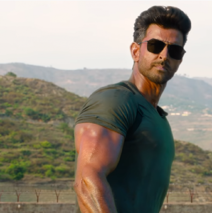 Image result for Hrithik Roshan War