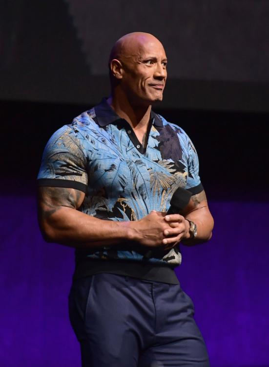 Watch Dwayne Johnson Aka The Rock Confirms Two Epic Cameos