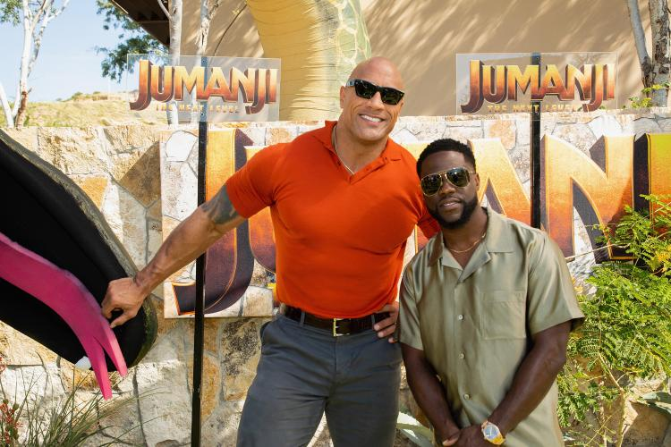 Directed by Jake Kasdan, Jumanji: The Next Level is slated to release in India on December 13, 2019.