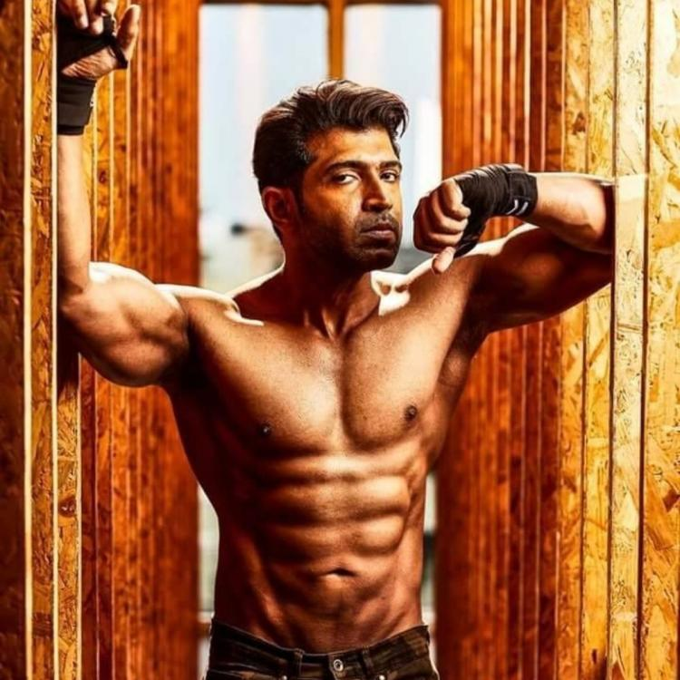 WATCH Arun Vijay's Parkour stunt during self quarantine is too cool to miss