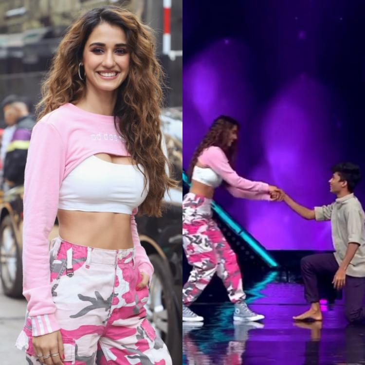 WATCH: Disha Patani stuns as she grooves to O Saathi from Baaghi 2 with a contestant on Dance Plus 5
