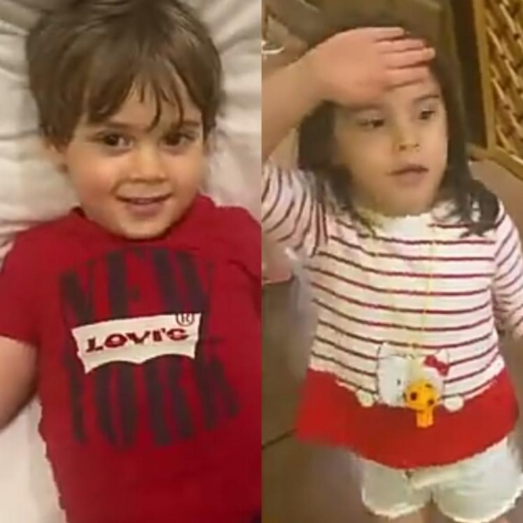 WATCH: Karan Johar's daughter Roohi refuses to talk to him for THIS reason while son Yash reprimands him