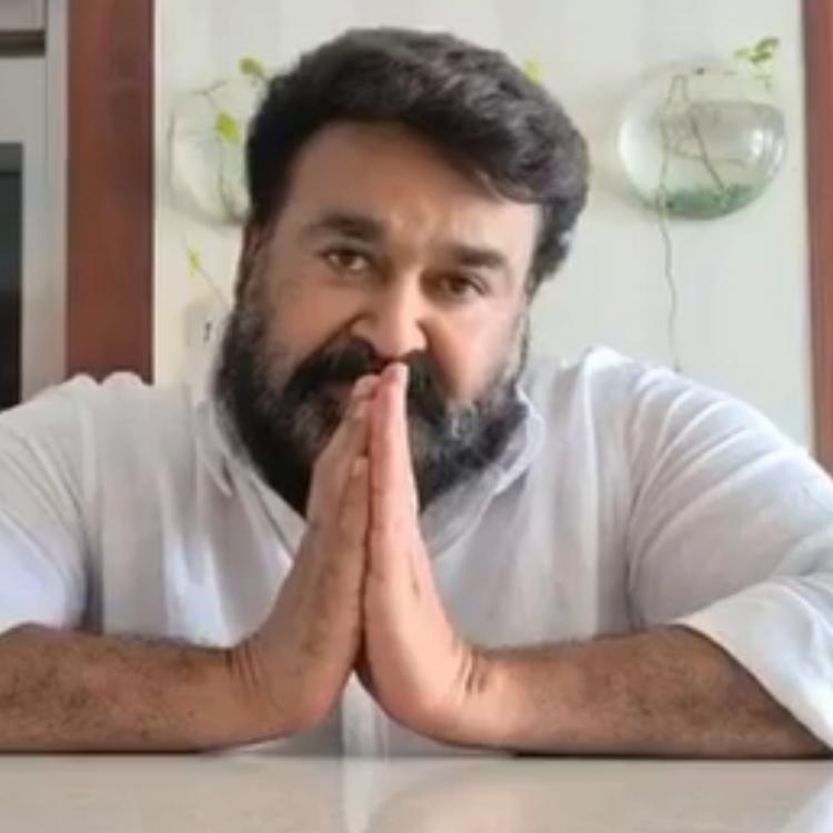 WATCH: Mohanlal requests fans to join PM Modi's 9 PM, 9 minute initiative; Says 'Let's show solidarity'