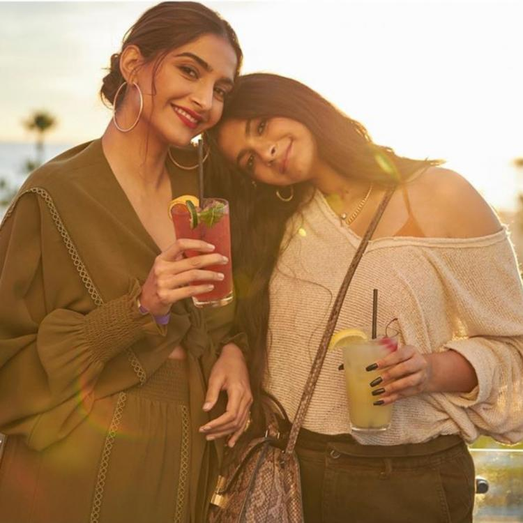 Watch: Sonam Kapoor Ahuja, Rhea Kapoor and their girl gang are all smiles as they wish Happy New Year