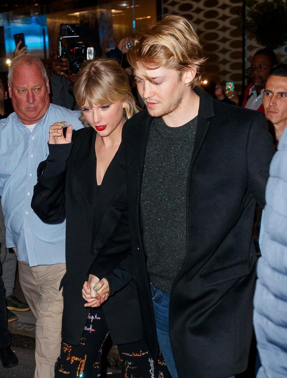 Taylor Swift and Joe Alwyn have been dating since May 2017.