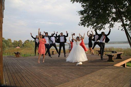 Planning a wedding? Here's what your guests are ACTUALLY looking forward to