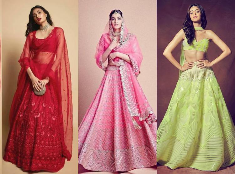 Bridal Lehengas: THESE B town beauties have set fashion goals for all the desi brides