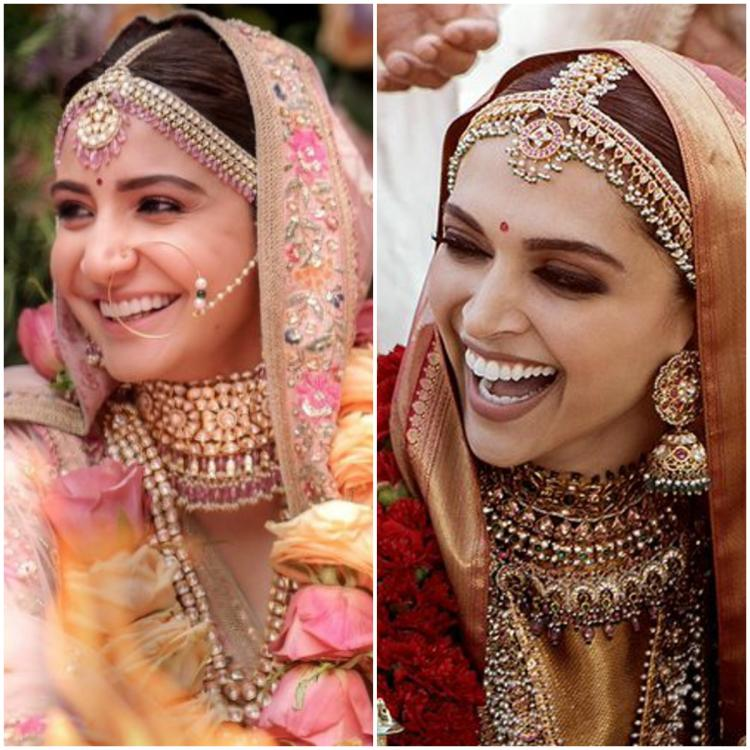 Anushka Sharma to Deepika Padukone: Here's all the wedding makeup inspiration you need