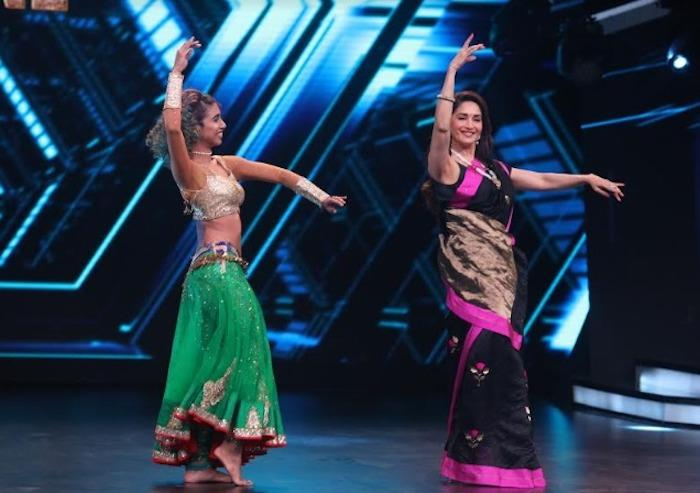Dance Deewane: Madhuri Dixit ticks off her wish to learn belly dancing; here's how