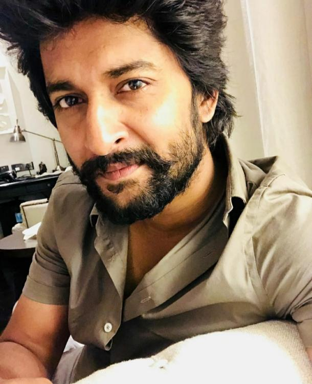 Jersey actor Nani to voice for Simba in the telugu version of The Lion King