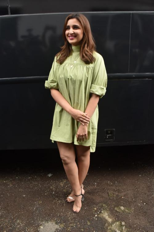 Parineeti Chopra at the song launch of Zilla Hilela ; Yay or Nay?