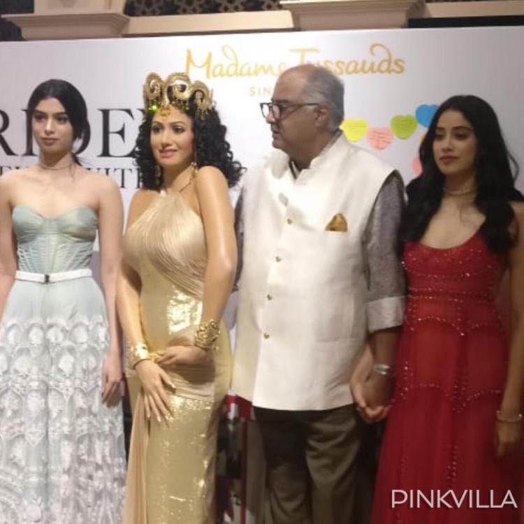 EXCLUSIVE PHOTOS: Sridevi's Madame Tussauds wax statue