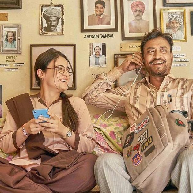Angrezi Medium Movie Review: Irrfan Khan and Deepak Dobriyal earn grace marks for this entertaining film