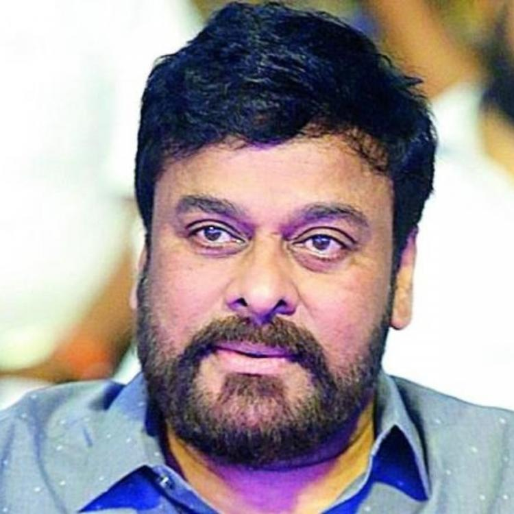 Megastar Chiranjeevi joins social media;  Gets more than 300k followers on the first day