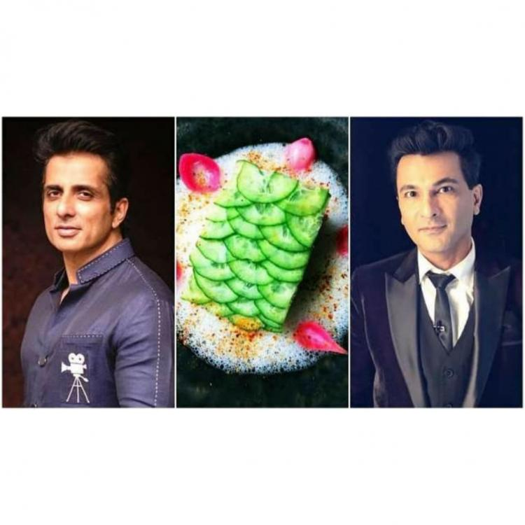 Sonu Sood gets a dished named after his birthplace by chef Vikas Khanna