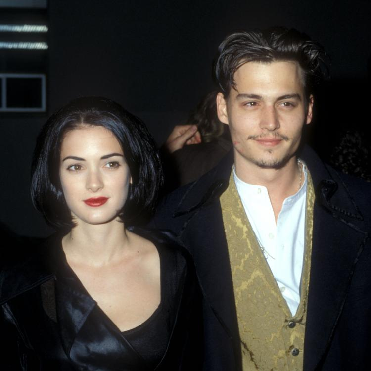 johnny depp,Amber Heard,Hollywood,Winona Ryder