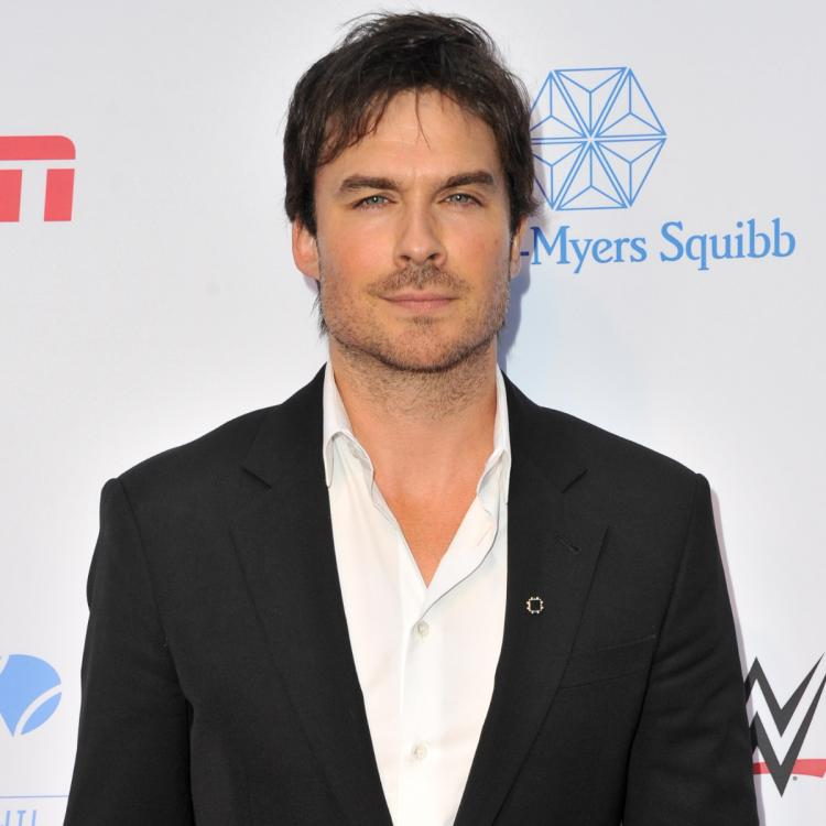 Fifty Shades of Grey,Ian Somerhalder,The Vampire Diaries,Hollywood,Christian Grey