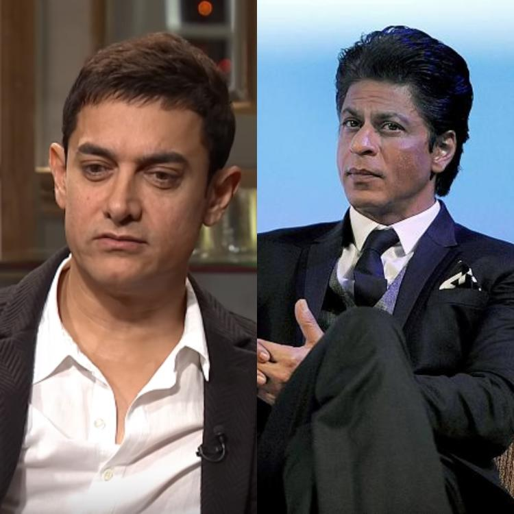 When Aamir Khan felt Shah Rukh Khan did not have 'space' in his life for the actor; Watch video