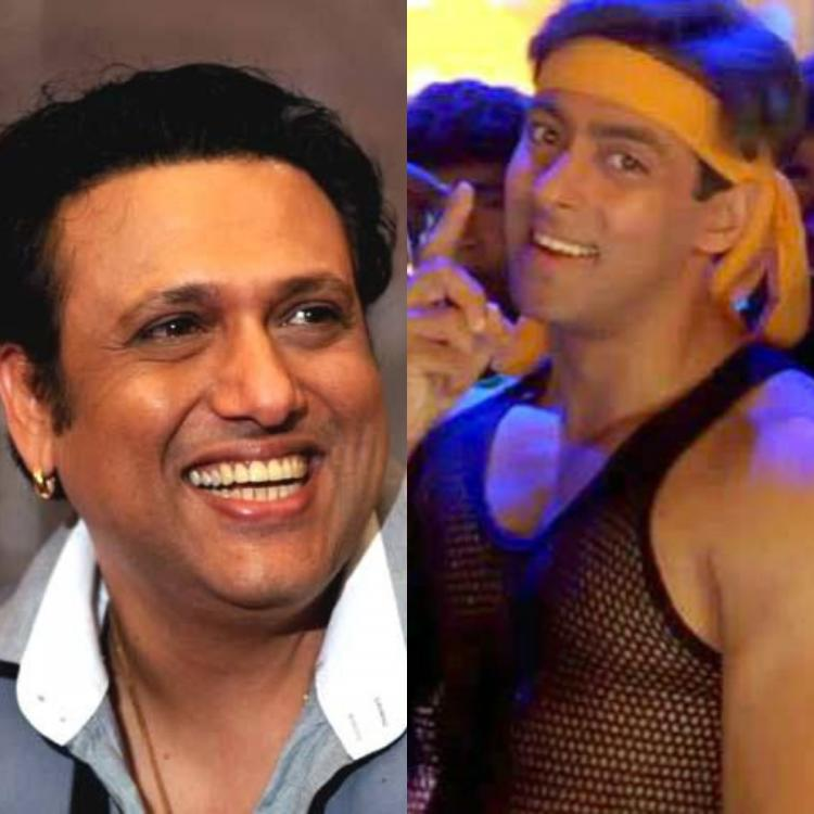 When Govinda walked out of Judwaa on Salman Khan's request