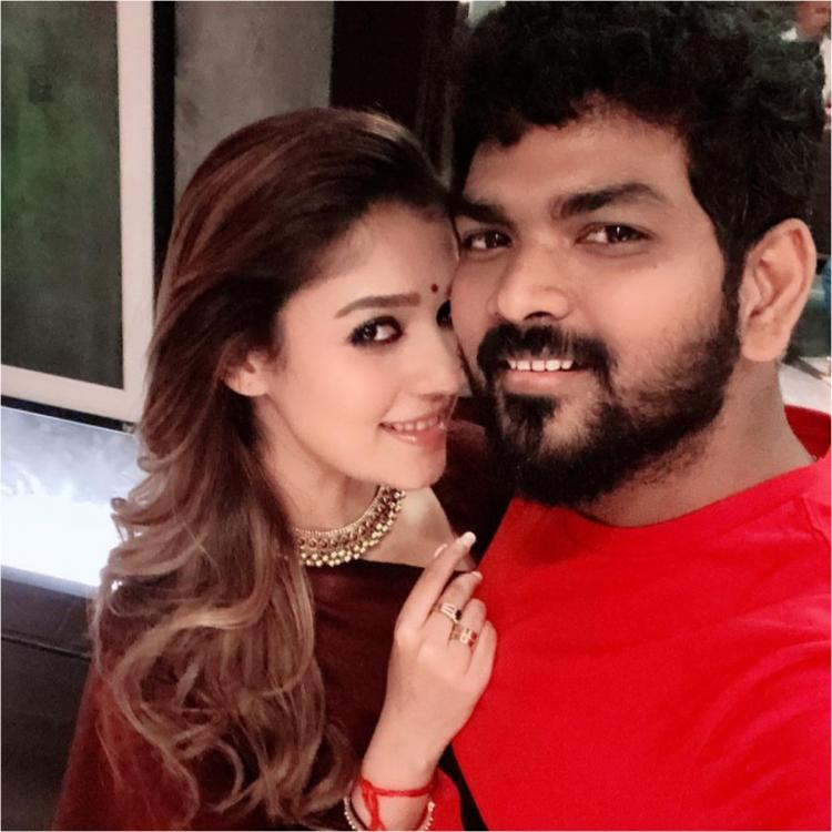 When Nayanthara wanted to take an award from her beau Vignesh Shivan; Check out THROWBACK VIDEO