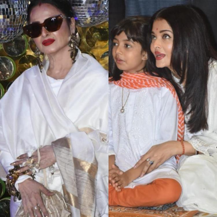 When Rekha penned a heartfelt letter for Aishwarya Rai Bachchan and praised her for being 'Amma' to Aaradhya