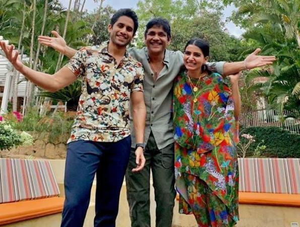 When scared Naga Chaitanya was up at 5:45 AM to meet his father Nagarjuna after he was linked with an actress