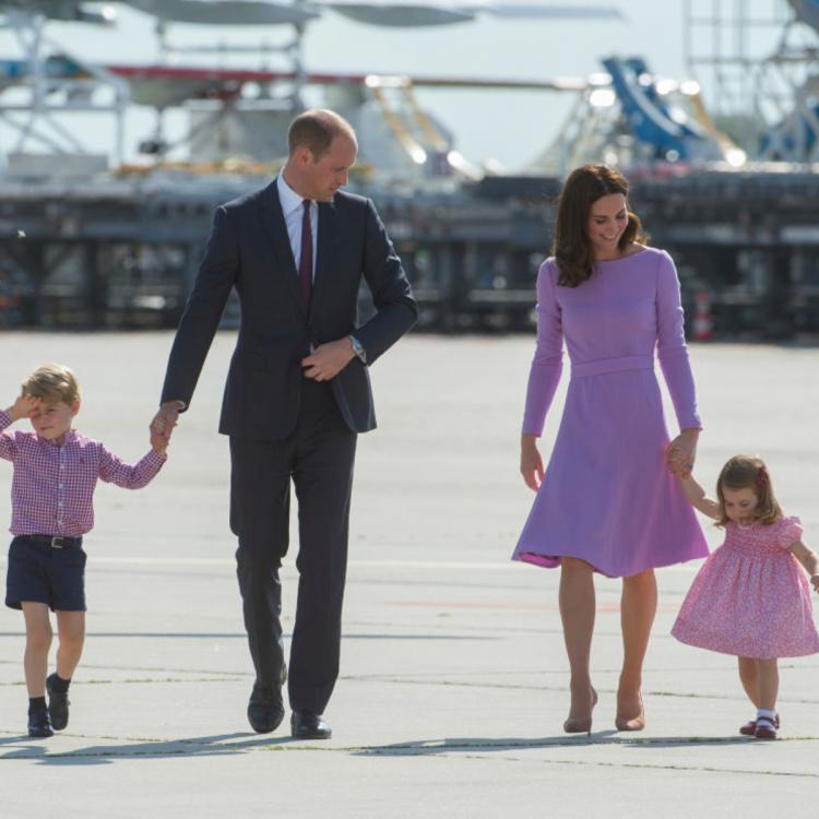 Prince William, Kate Middleton tell THIS to Prince George & Princess Charlotte about Princess Diana; Find Out