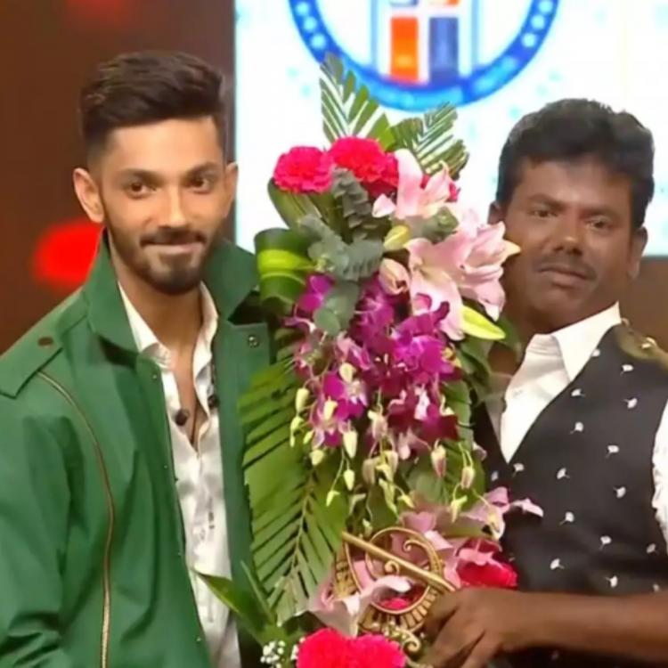 Super Singer 7: Mookuthi Murugan emerges as the WINNER and thanks fans for their support