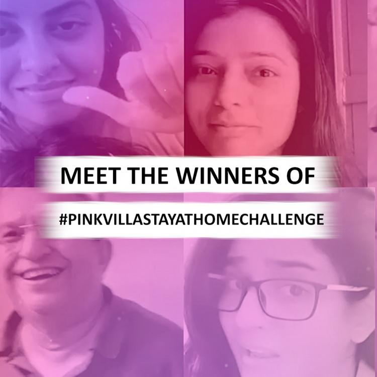 Pinkvilla Stay At Home Challenge: Bored at home? Check these videos to make your isolation time fun
